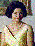 """lady bird johnson biography Biography lady bird johnson  her nursemaid called her """"pretty as a lady bird,"""" hence the nickname """"lady bird"""" mrs johnson received the presidential ."""
