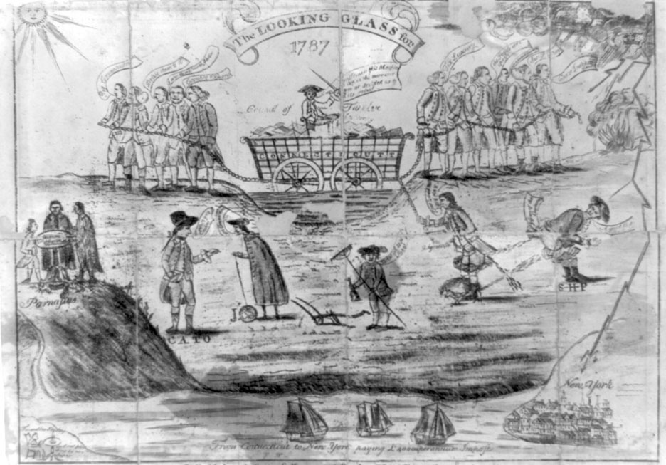 shay s rebellion Shays' rebellion was caused by the large amount of debt that farmers were experiencing in the 1780s and a lack of economic crisis laws in massachusetts shays' rebellion was ineffective in.